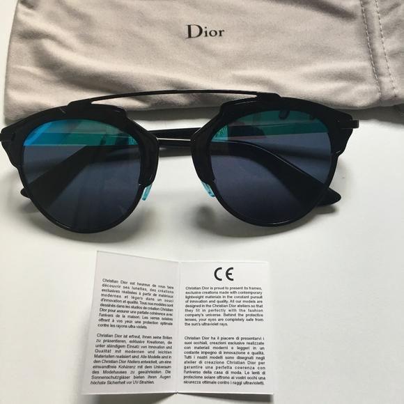 0016fa586e31 Dior Accessories - Dior So Real Sunglasses